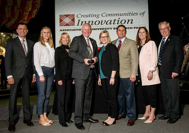 Emerging Research Park Award: The Nebraska Innovation Campus (NIC)